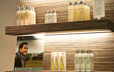 Shampoo en verzorging.